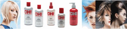 Shop CHI products today!